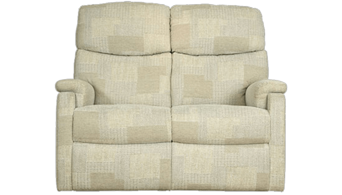 2 Seater Manual Recliner Sofa