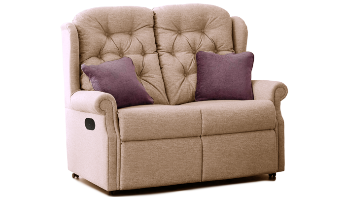 2 Seater Powered Recliner Sofa