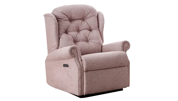 Compact Power Recliner
