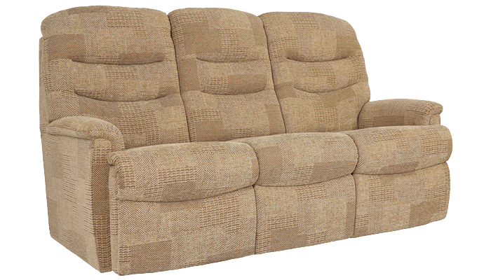 3 Seater Fixed Sofa