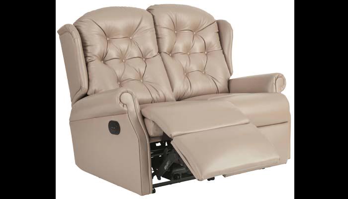 2 Seat Manual Reclining Settee