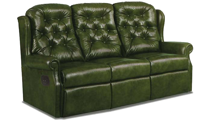 3 Seat Power Reclining Settee