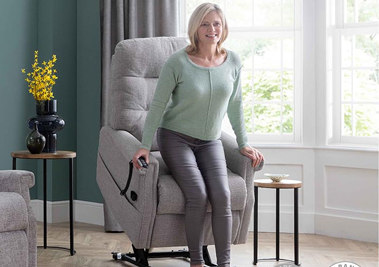 Small - Riser Recliners