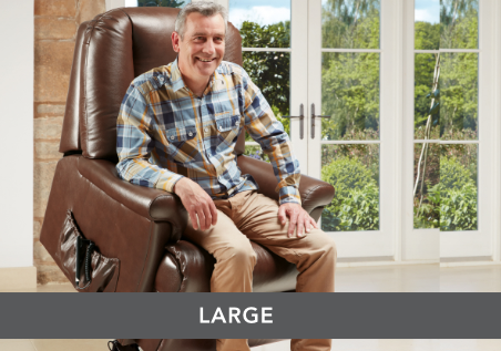 Large Riser Recliner Chair Group Page Link