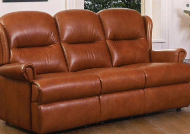 Leather 3 Seater Sofas