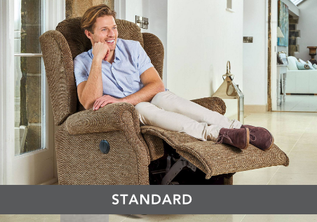 Medium Recliner Chairs Group Page Link
