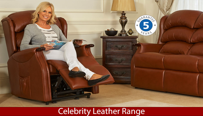Celebrity Furniture Leather Upholstery Group Page Link