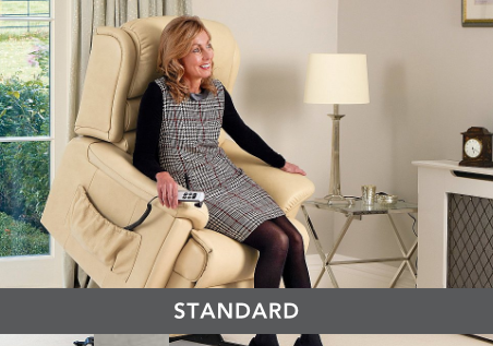 Standard Riser Recliner Chairs Group Page Link