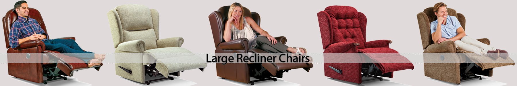 Large Recliner Chairs