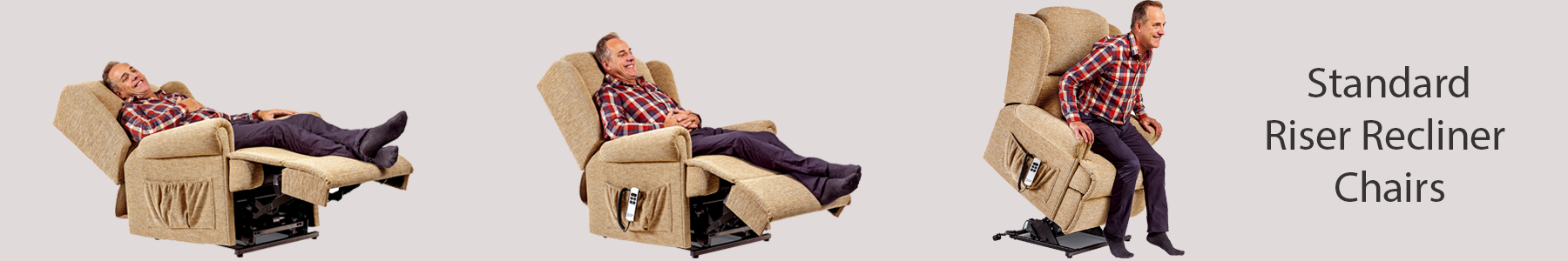 Standard Riser Recliner Chairs