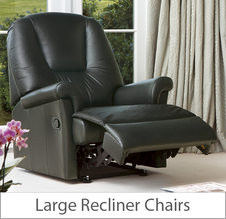 Large Recliner Chairs Group Page Link