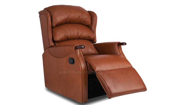 Westbury Leather Standard Manual Recliner