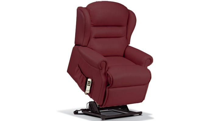 Ashford Fabric Small Riser Recliner