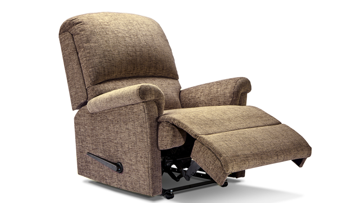Nevada Fabric Standard Manual Recliner