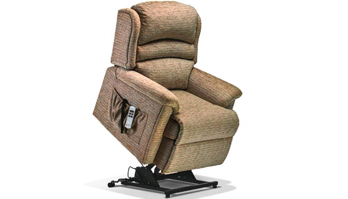 Olivia Leather Standard Riser Recliner Chair